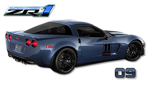 "The new ""King Of The Hill"" 2009 resurrected ZR1"