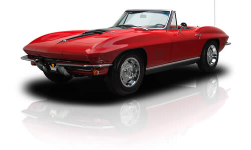 1967 was quite possibly the best Corvette Ever