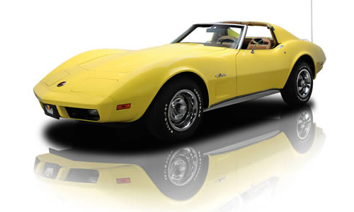 1974 thru 1976 Corvette had 3 tumultuous years at best