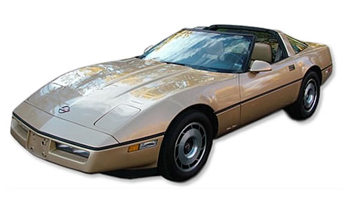 "1985 Corvette received a new ""Tuned Port Injection"" system"