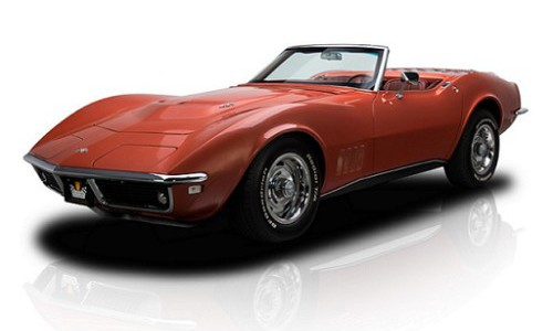 The 1968 Corvette controversial as the times themselves