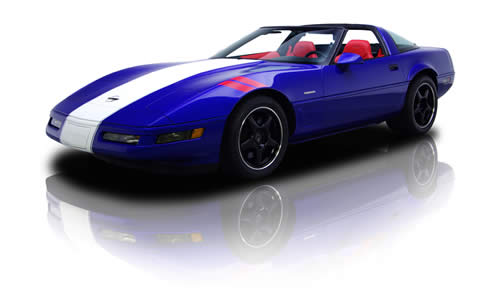 1994 thru 1996, Grand Sport Corvette was created as a tribute