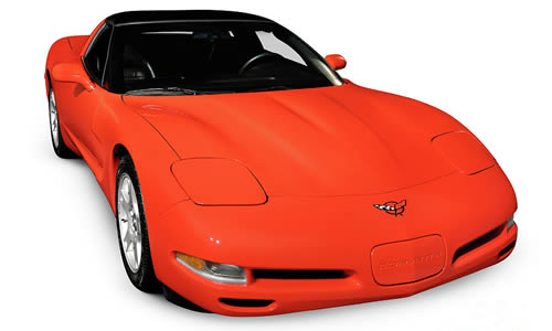 Discover the fifth generation Corvette 1997