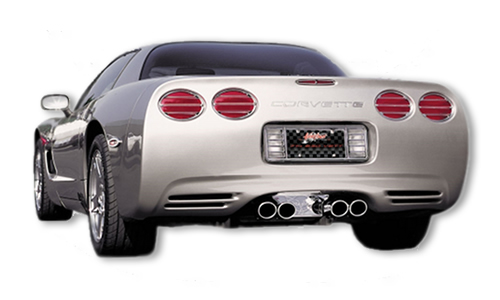 The 2000 thru 2002 Corvette had limited styling changes