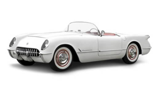 Corvette History The Beginning