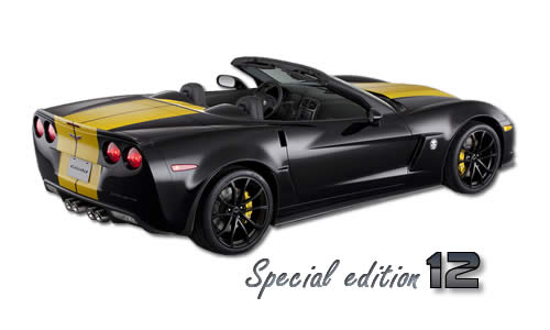 2012 Chevrolet Corvette continues to offer superior performance