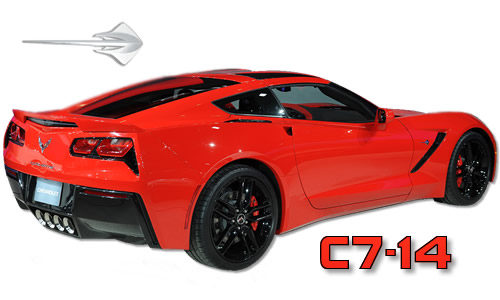 The new C7 Stingray Corvette wins three awards
