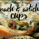 Spinach And Artichoke recipe